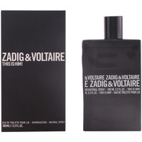 Bellezza Uomo Eau de toilette Zadig & Voltaire This Is Him! Edt Vaporizador  100 ml