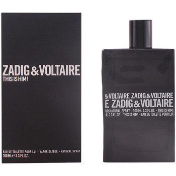 Bellezza Uomo Eau de toilette Posseidon This Is Him! Edt Vaporizador  100 ml