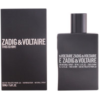 Bellezza Uomo Eau de toilette Zadig & Voltaire This Is Him! Edt Vaporizador  50 ml