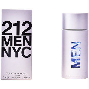 Bellezza Uomo Eau de toilette Carolina Herrera 212 Nyc Men Edt Vaporizador  100 ml