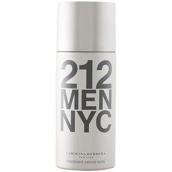 Bellezza Uomo Deodoranti Carolina Herrera 212 Nyc Men Deo Vaporizador  150 ml