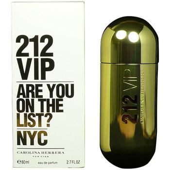 Bellezza Donna Eau de parfum Carolina Herrera 212 Vip Edp Vaporizador  80 ml