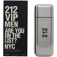 Bellezza Uomo Eau de toilette Carolina Herrera 212 Vip Men Edt Vaporizador  100 ml