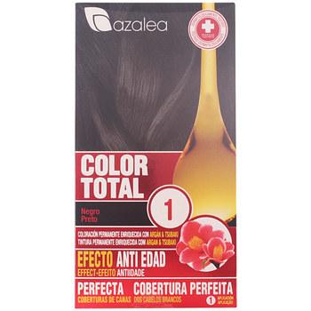 Bellezza Donna Accessori per capelli Azalea Color Total 1-negro 1 u