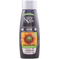 Bellezza Maschere &Balsamo Naturaleza Y Vida Mascarilla Coloursafe Negro  300 ml