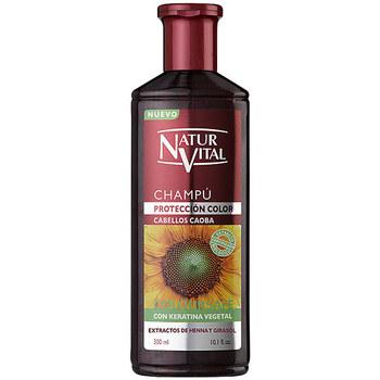 Bellezza Donna Shampoo Naturaleza Y Vida Champu Color Caoba  300 ml