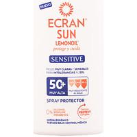 Bellezza Protezione solari Ecran Sun Lemonoil Sensitive Pistola Spf50+
