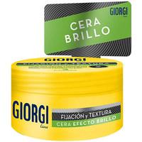 Bellezza Gel & Modellante per capelli Giorgi Fijación Y Textura Cera Efecto Brillo Nº3  75 ml