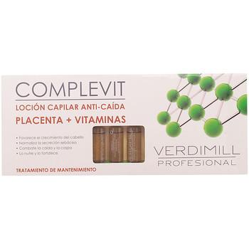 Bellezza Gel & Modellante per capelli Verdimill Profesional Anti-caida Placenta  12 ampollas