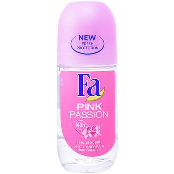 Bellezza Uomo Deodoranti Fa Pink Passion Deo Roll-on  50 ml