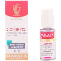 Bellezza Donna Accessori per manicure Mavala Colorfix Top Coat  10 ml