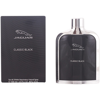 Bellezza Uomo Eau de toilette Jaguar Classic Black Edt Vaporizador  100 ml