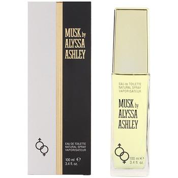 Bellezza Donna Eau de toilette Alyssa Ashley Musk Edt Vaporizador  100 ml