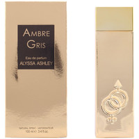 Bellezza Donna Eau de parfum Alyssa Ashley Ambre Gris Eau De Parfum Vaporizzatore  100 ml