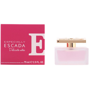 Bellezza Donna Eau de toilette Escada Especially  Delicate Notes Edt Vaporizador  75 ml