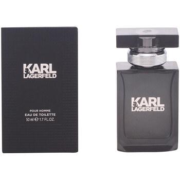 Bellezza Uomo Eau de toilette Karl Lagerfeld Karl  Pour Homme Edt Vaporizador  50 ml