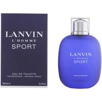Bellezza Uomo Eau de toilette Lanvin L'Homme Sport Edt Vaporizador  100 ml