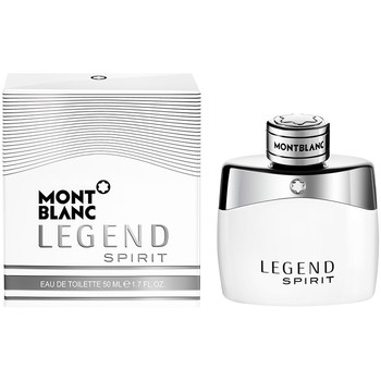 Bellezza Uomo Eau de toilette Montblanc Legend Spirit Edt Vaporizador  50 ml