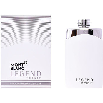 Bellezza Uomo Eau de toilette Montblanc Legend Spirit Edt  200 ml