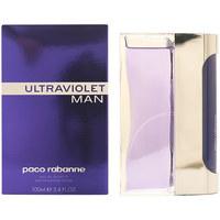 Bellezza Uomo Eau de toilette Paco Rabanne Ultraviolet Man Edt Vaporizador  100 ml