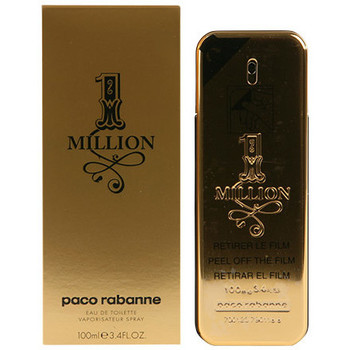 Bellezza Uomo Eau de toilette Paco Rabanne 1 Million Edt Vaporizador  100 ml