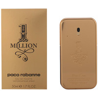 Bellezza Uomo Eau de toilette Paco Rabanne 1 Million Edt Vaporizador  50 ml