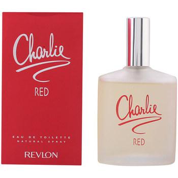 Bellezza Donna Eau de toilette Revlon Charlie Red Edt Vaporizador  100 ml