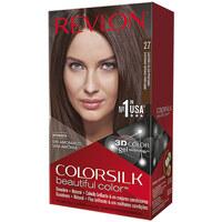 Bellezza Donna Accessori per capelli Revlon Colorsilk Tinte 27-castaño Calido Profundo 1 u