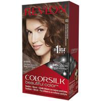 Bellezza Donna Accessori per capelli Revlon Colorsilk Tinte 46-castaño Cobrizo Dorado