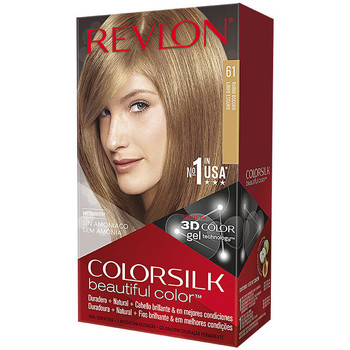 Bellezza Donna Accessori per capelli Revlon Colorsilk Tinte 61-rubio Oscuro 1 u