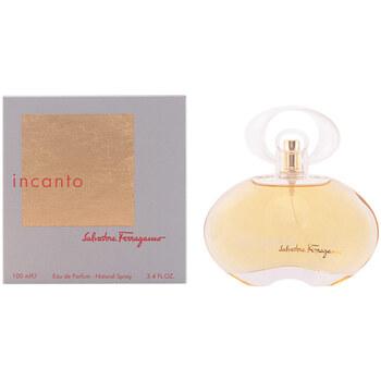 Bellezza Donna Eau de parfum Salvatore Ferragamo Incanto Pour Femme Edp Vaporizador  100 ml