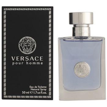 Bellezza Uomo Eau de toilette Versace Pour Homme Edt Vaporizador  50 ml