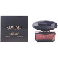 Bellezza Donna Eau de toilette Versace Crystal Noir Edt Vaporizador  50 ml