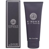 Bellezza Uomo Trattamenti post-rasatura Versace Pour Homme After Shave Balm  100 ml