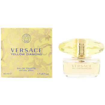 Bellezza Donna Eau de toilette Versace Yellow Diamond Edt Vaporizador  50 ml