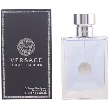 Bellezza Uomo Deodoranti Versace Pour Homme Perfumed Deo Vaporizador  100 ml
