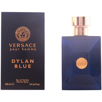 Bellezza Uomo Eau de toilette Versace Dylan Blue Edt Vaporizador  100 ml