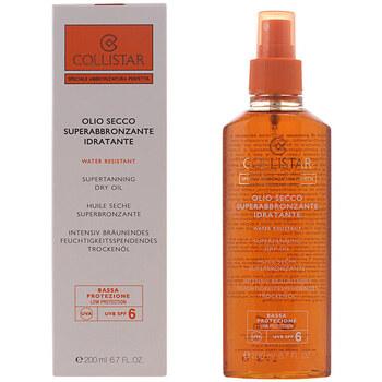 Bellezza Protezione solare Collistar Perfect Tanning Dry Oil Spf6  200 ml