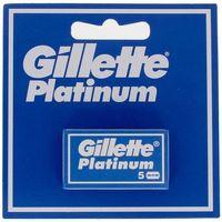Bellezza Uomo Rasoi & lame Gillette Platinum Recambios  5 uds
