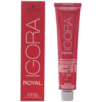 Bellezza Accessori per capelli Schwarzkopf Igora Royal 7-65  60 ml