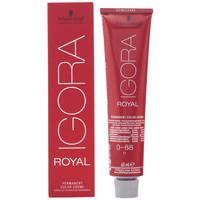 Bellezza Accessori per capelli Schwarzkopf Igora Royal Color Creme 0-88  60 ml