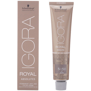 Bellezza Accessori per capelli Schwarzkopf Igora Royal Absolutes 5-50  60 ml