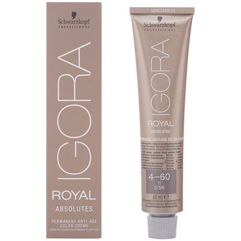 Bellezza Accessori per capelli Schwarzkopf Igora Royal Absolutes 4-60  60 ml