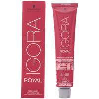 Bellezza Donna Tinta Schwarzkopf Igora Royal 5-00  60 ml
