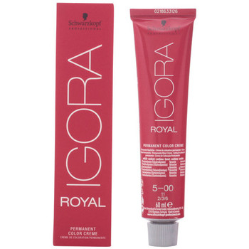 Bellezza Accessori per capelli Schwarzkopf Igora Royal 5-00  60 ml