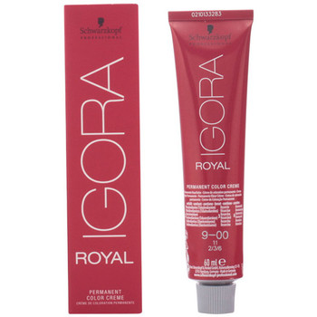 Bellezza Accessori per capelli Schwarzkopf Igora Royal 9-00  60 ml
