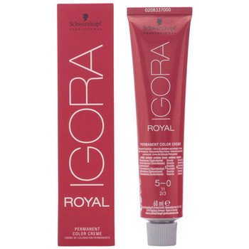 Bellezza Accessori per capelli Schwarzkopf Igora Royal 5-0  60 ml