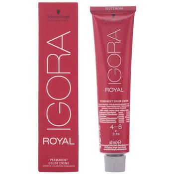 Bellezza Accessori per capelli Schwarzkopf Igora Royal 4-6  60 ml