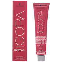 Bellezza Accessori per capelli Schwarzkopf Igora Royal 8-77 02/13  60 ml