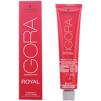 Bellezza Donna Accessori per capelli Schwarzkopf Igora Royal 7-55  60 ml